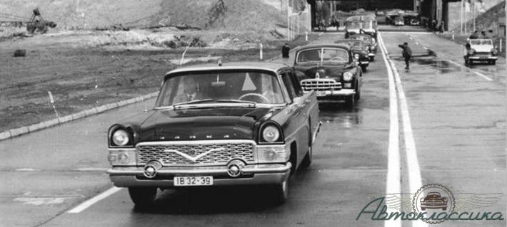 авто ГАЗ-13 Чайка