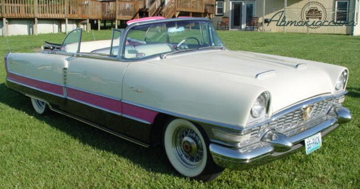 кабриолет Packard Caribbean