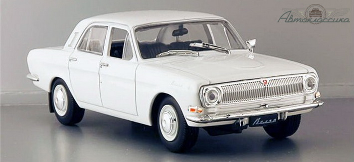 модель авто газ-24