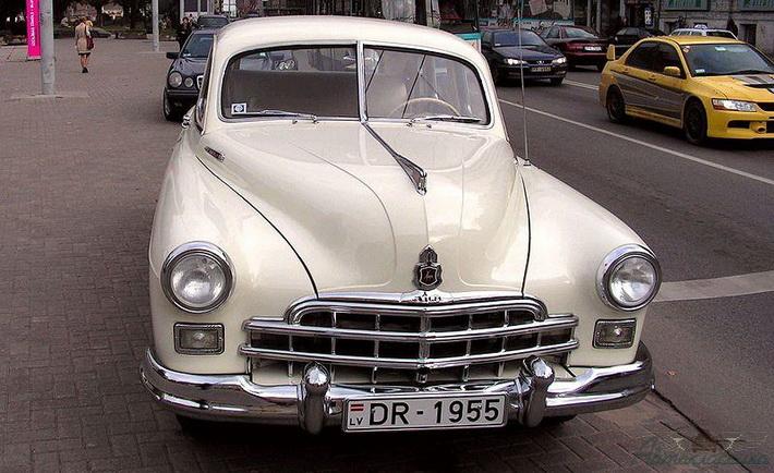 ГАЗ-М-12, 1950-1959 гг.