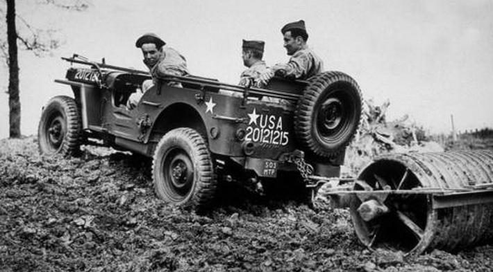 После войны Виллис МБ широко использовали в сельском хозяйстве