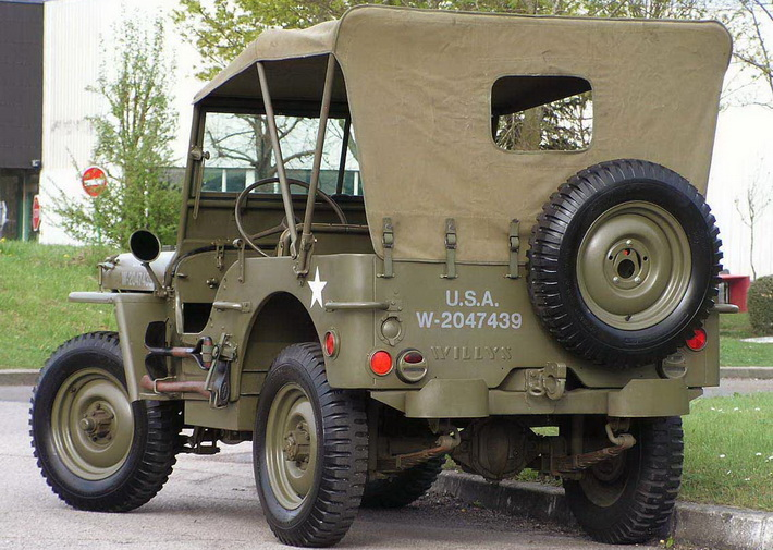 Car Willys Mb Car Specifications And History Of Creation
