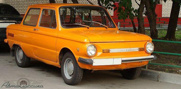 Автомобили `запорожець` моделей заз-968, заз-968а. Руководство по.