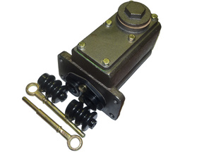 Master cylinder of a brake and clutch GAZ 66