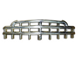 Facing lattice of a radiator assembly GAZ-12 ZIM Chrome