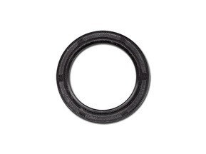 Front oil pump housing oil seal with spring assy