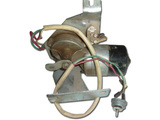 The window wiper electric motor