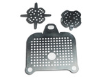 Grid hatches clutch housing kit