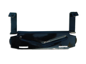 Front license plate holder (1-2 series)