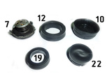 Repair kit of the master brake cylinder