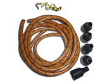 Ignition cable set 2m