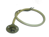 Sidelight lamp holder with cable assembly