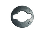 Gasket of the luggage compartment lock GAZ-24-10