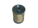 Filter cartridge of the filter of thin clearing of fuel assy