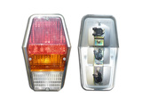 Tail lights (late car series)