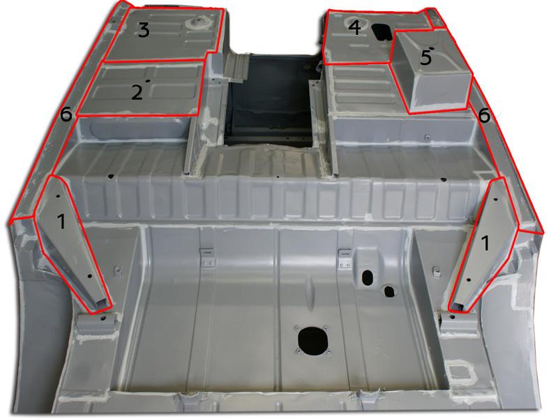 gaz 69 uaz 469 die bodenteile gaz 69a ersatzteile kaufen. Black Bedroom Furniture Sets. Home Design Ideas