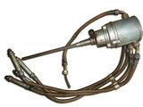 UAZ ignition distributor in protected design, set