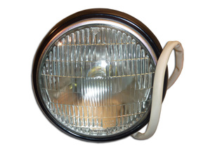 The headlight assembly