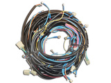 Complete wiring UAZ-469