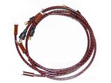 Set of spark plugs wires