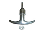 Handle of trunk lock