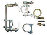 Exhaust System Mounting Kit