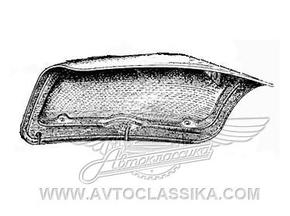 Body boot lid assy