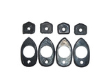 Handle gaskets back and front (set)