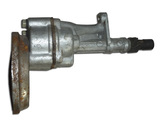 The oil pump of the car Moskvich 408