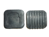 pad сover clutch and brake pedals