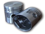 Pistons in assortment assy