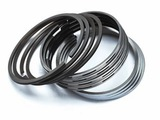 Piston's rings in assortment