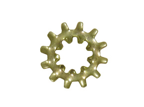 Washers 8 spring gear, set 10pcs