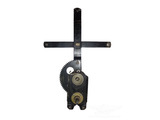 Door window regulator assy