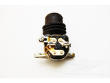 The dipswitch control foot assy