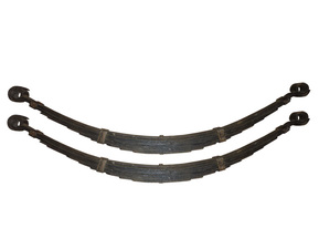 Sheet of the tenth rear spring