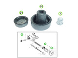 repair kit clutch working cylinder