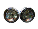 Headlight with a lamp assy