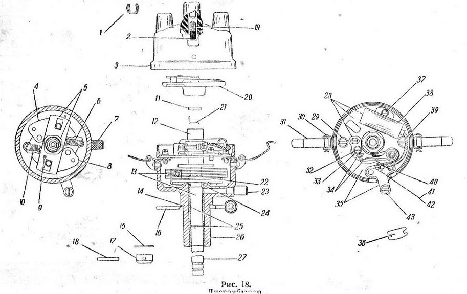 Willys Mb Distributor Firing Order on diagram of a cj2a willys engine