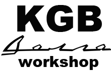 Workshop for KGB cars