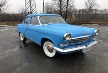 Restoration of the ordinary Volga.